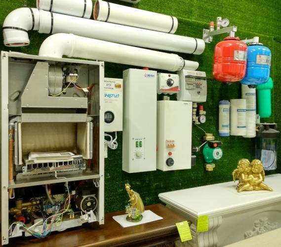 Газовые котлы в Челябинске